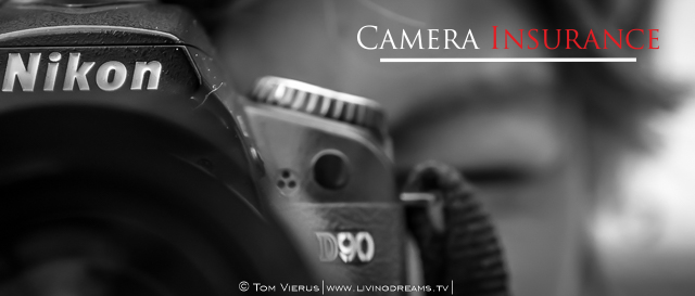 Camera Insurance banner