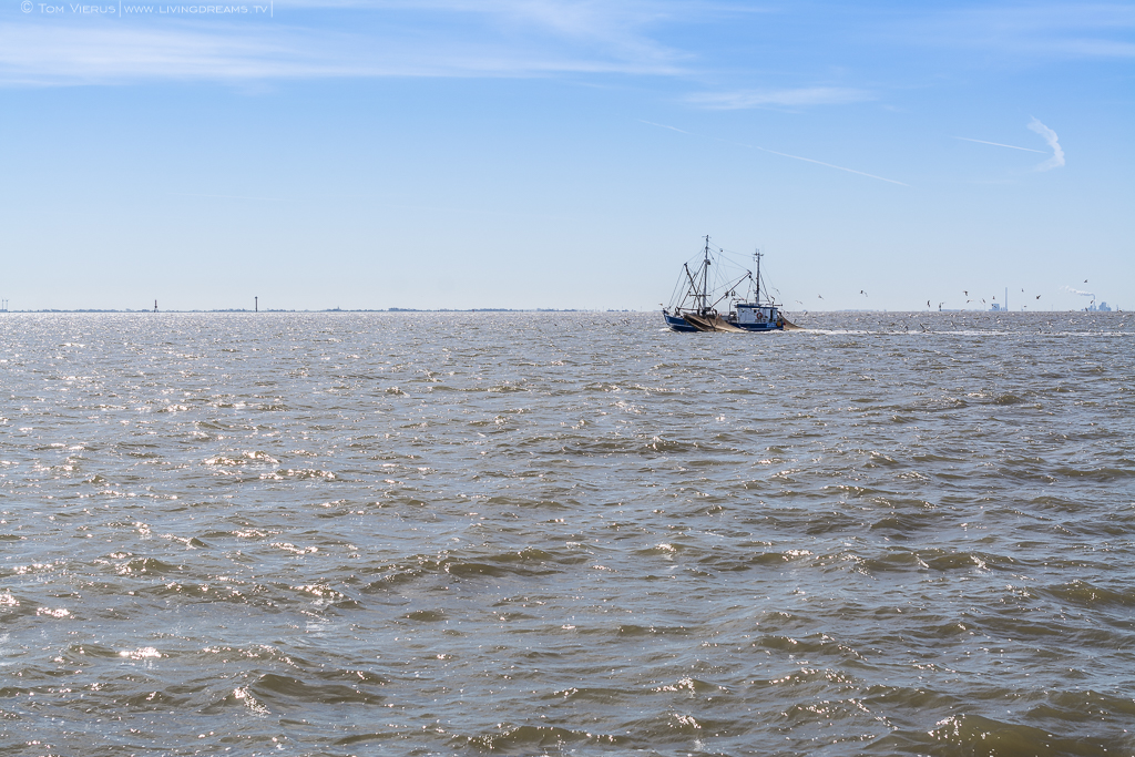 Trawler North Sea Germany Bremerhaven-1