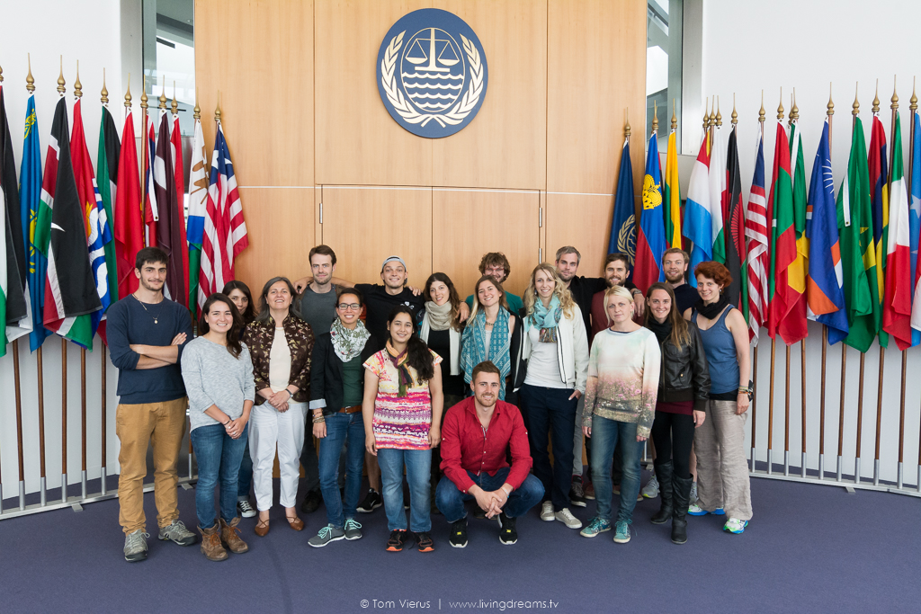 International Tribunal of the Law of the Sea in Hamburg, Germany