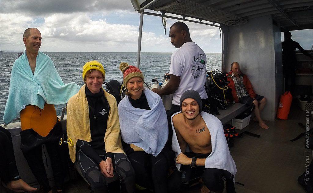 Beqa Adventure Divers Fiji -3