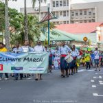 Global Climate March 2015 in Fiji  – Adressing Climate Change all around the world