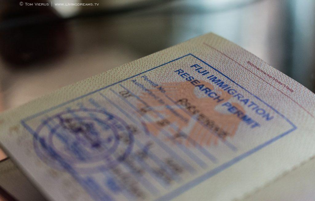 Research Visa Fiji, Suva