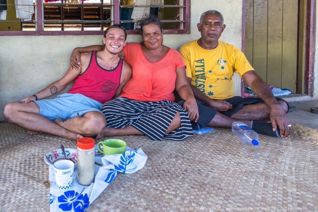Fiji fieldwork, ISATEC, thesis, 2016