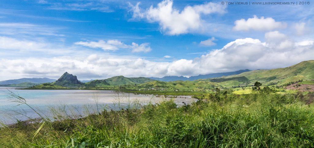 Fiji, Scenic, Ba province, Ocean, Pacific