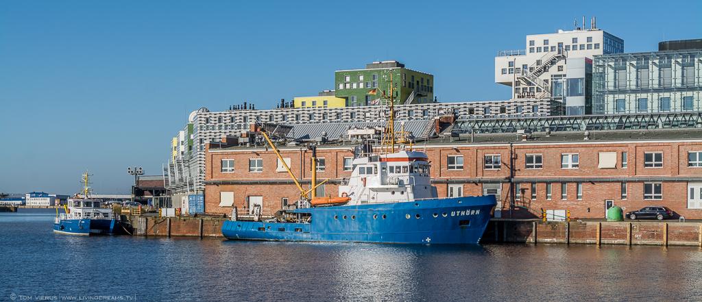Research vessel Uthörn, AWI Bremerhaven