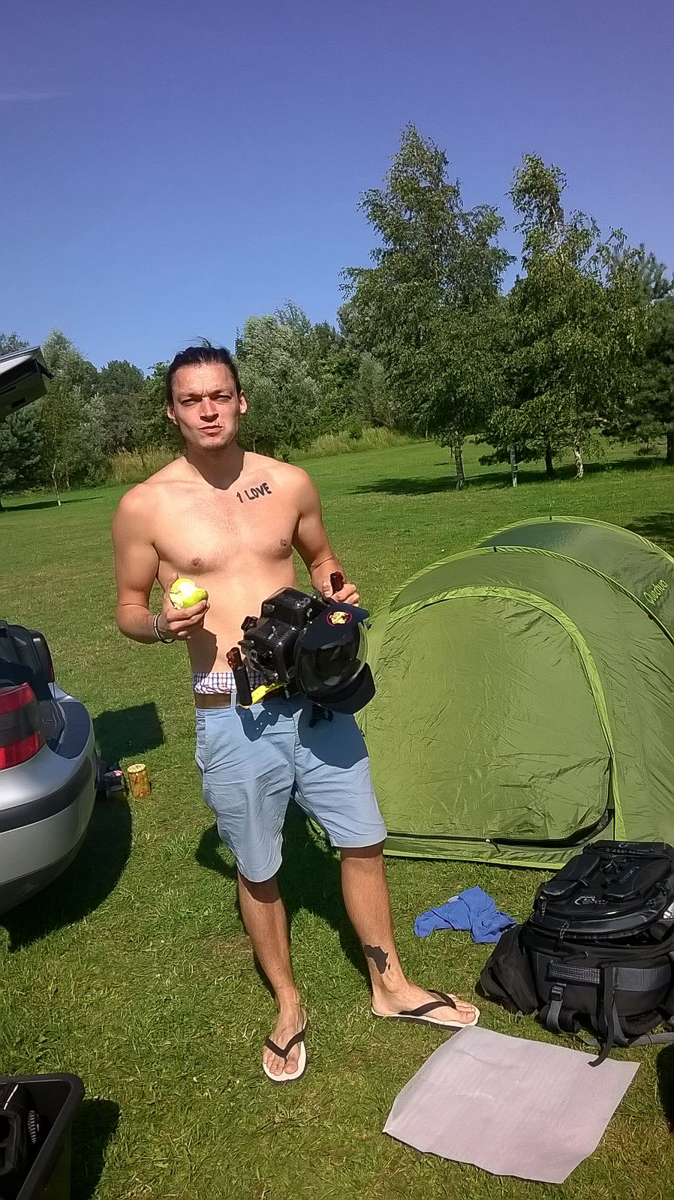Camping Ground Hemmoor Germany-4