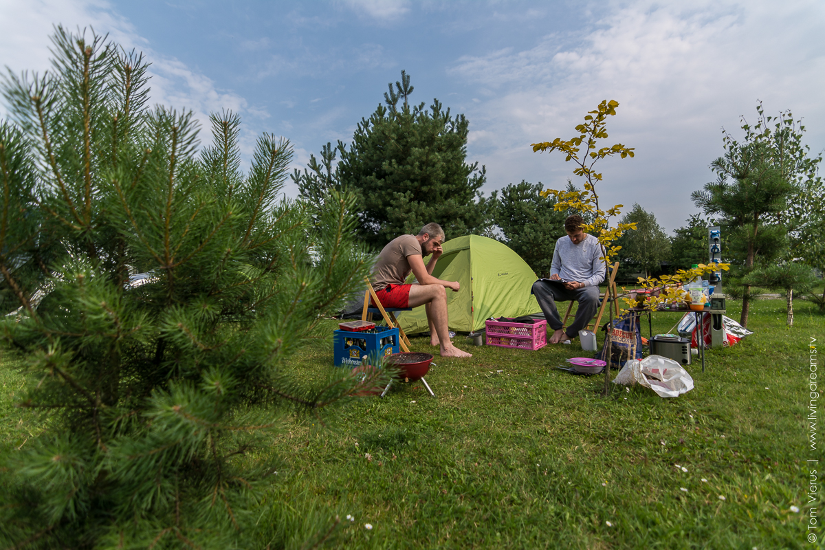 Hemmoor Camping Ground, Germany-1
