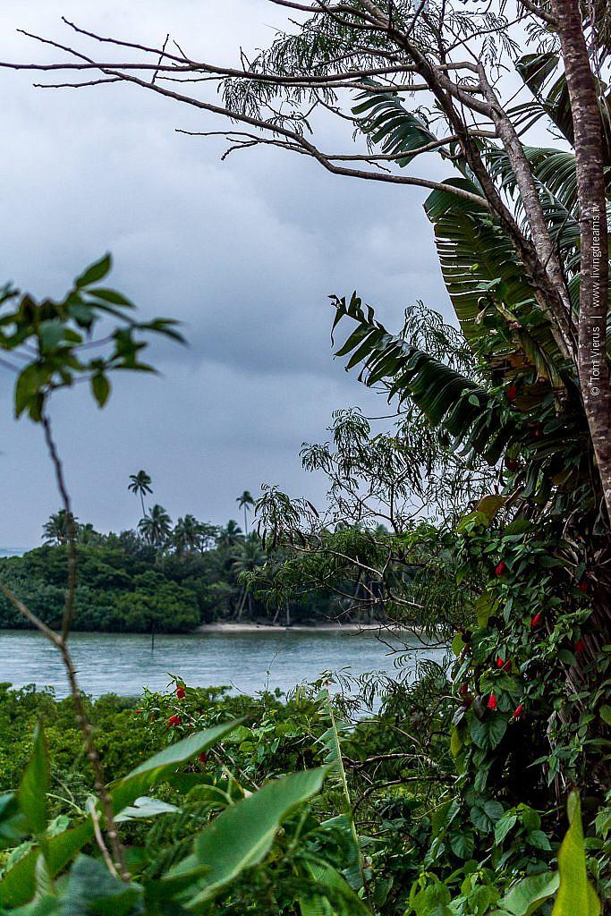 Great but rainy Lami, Suva_
