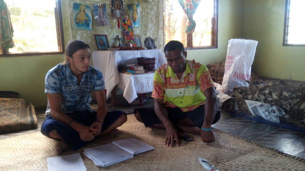 Scalloped Hammerhead Shark project in Fiji