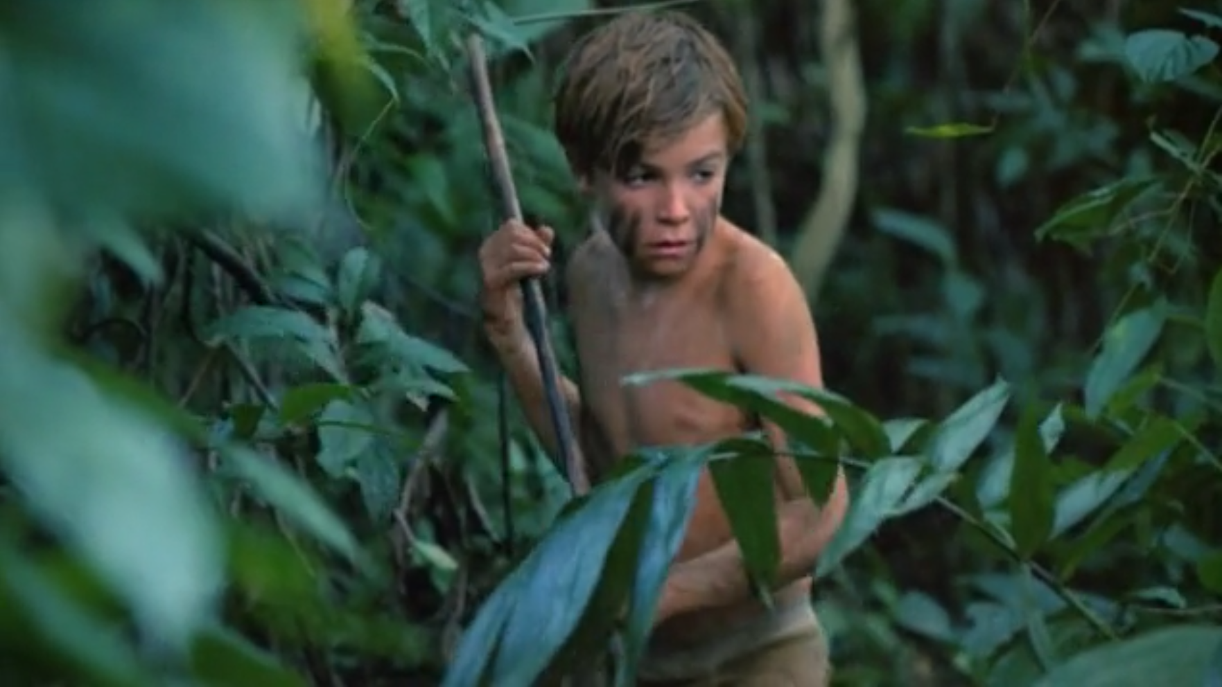 Nature vs. Nurture in Lord of the Flies?