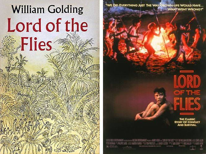 Lord Of The Flies And Human Social Behavior In Natural Environments