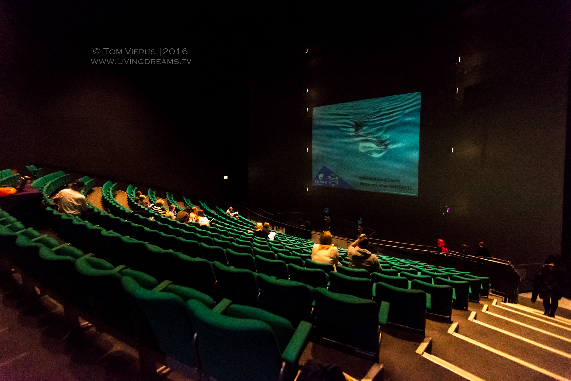 Bristol, EEA 2016, Sharks, Conference, European Elasmobranch Association