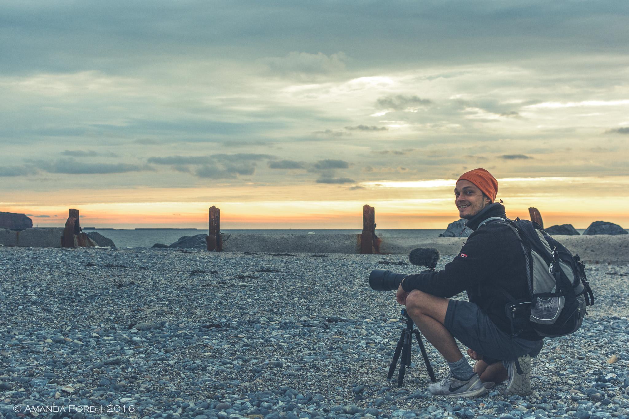 Tom Vierus, north beach, helgoland, the dune