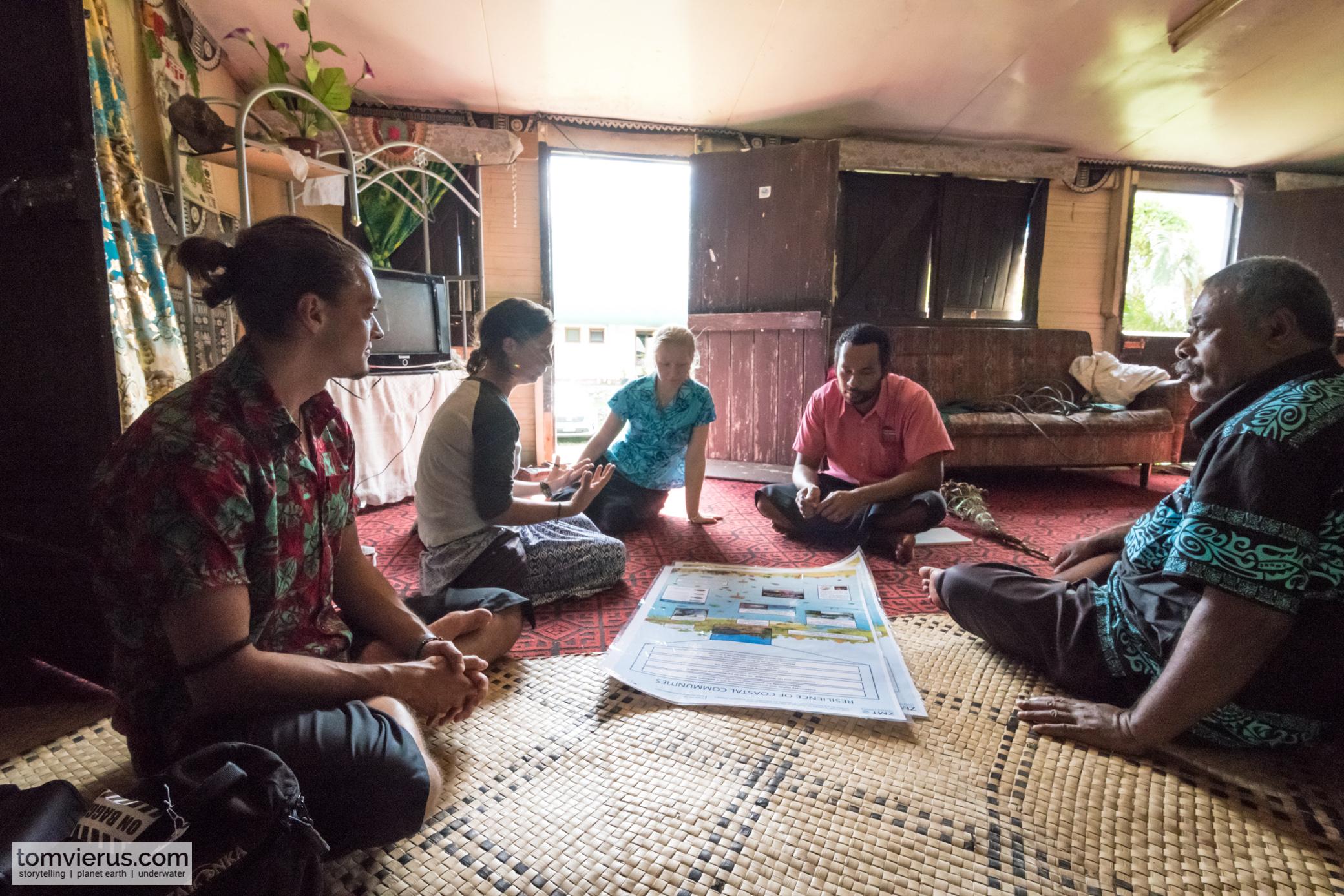 Fiji, REPICORE, Expedition, Filmmaker