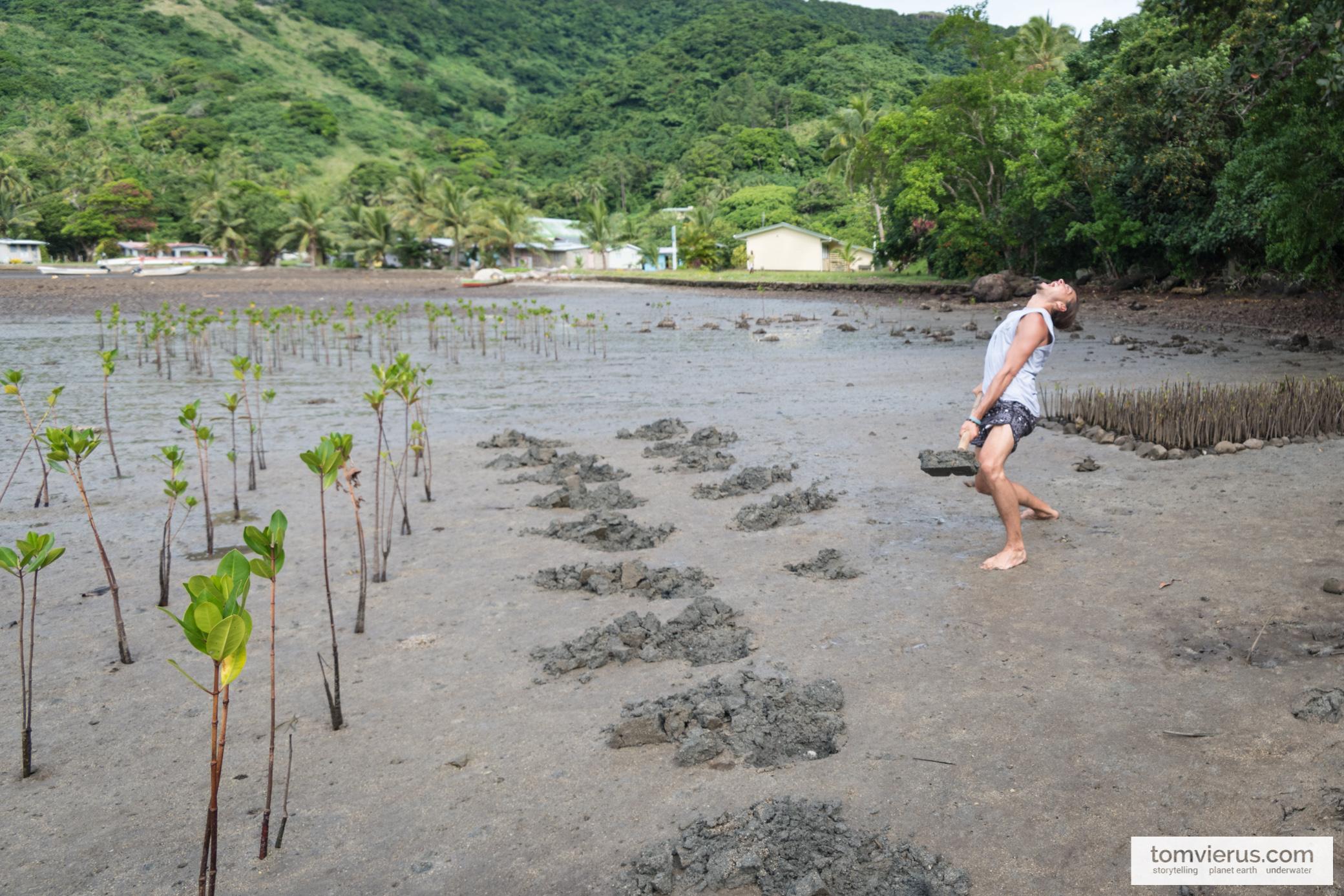 Tom Vierus, Beqa Island